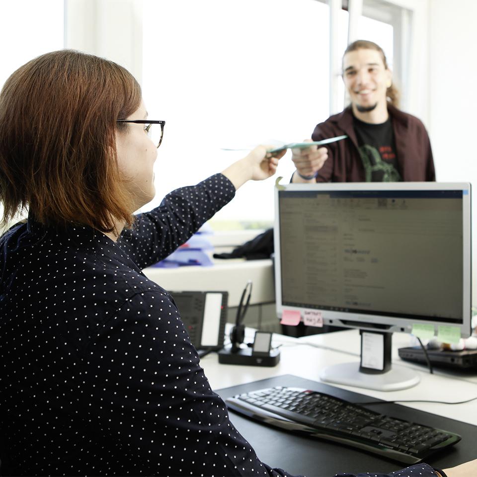 gestione dell'orario di lavoro